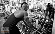 Femi Billyrose WBFF Pro 3D Muscle at Muscleworks Gym (Featured) 13