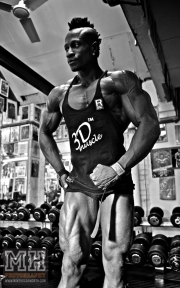 Femi Billyrose WBFF Pro 3D Muscle at Muscleworks Gym (Featured) 16