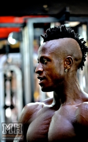 Femi Billyrose WBFF Pro 3D Muscle at Muscleworks Gym (Featured) 29