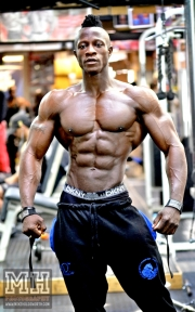 Femi Billyrose WBFF Pro 3D Muscle at Muscleworks Gym (Featured) 31