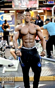 Femi Billyrose WBFF Pro 3D Muscle at Muscleworks Gym (Featured) 34