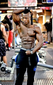 Femi Billyrose WBFF Pro 3D Muscle at Muscleworks Gym (Featured) 36