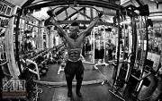 Femi Billyrose WBFF Pro 3D Muscle at Muscleworks Gym (Featured) 42