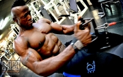 Femi Billyrose WBFF Pro 3D Muscle at Muscleworks Gym (Featured) 43