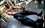 Femi Billyrose WBFF Pro 3D Muscle at Muscleworks Gym (Featured) 44
