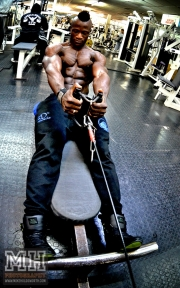 Femi Billyrose WBFF Pro 3D Muscle at Muscleworks Gym (Featured) 46