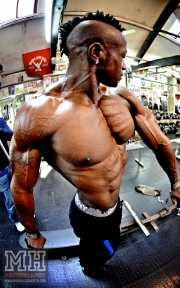 Femi Billyrose WBFF Pro 3D Muscle at Muscleworks Gym (Featured) 49