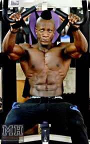 Femi Billyrose WBFF Pro 3D Muscle at Muscleworks Gym (Featured) 59