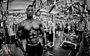 Femi Billyrose WBFF Pro 3D Muscle at Muscleworks Gym (Featured) 6