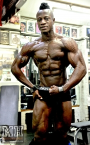 Femi Billyrose WBFF Pro 3D Muscle at Muscleworks Gym (Featured) 62
