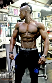 Femi Billyrose WBFF Pro 3D Muscle at Muscleworks Gym (Featured) 65