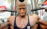 Femi Billyrose WBFF Pro 3D Muscle at Muscleworks Gym (Featured) 74
