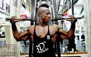 Femi Billyrose WBFF Pro 3D Muscle at Muscleworks Gym (Featured) 77