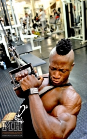 Femi Billyrose WBFF Pro 3D Muscle at Muscleworks Gym (Featured) 81