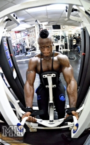 Femi Billyrose WBFF Pro 3D Muscle at Muscleworks Gym (Featured) 88