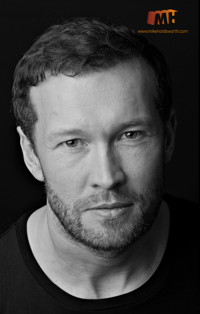 Mike Holdsworth Gordon Alexander Actors Headshots